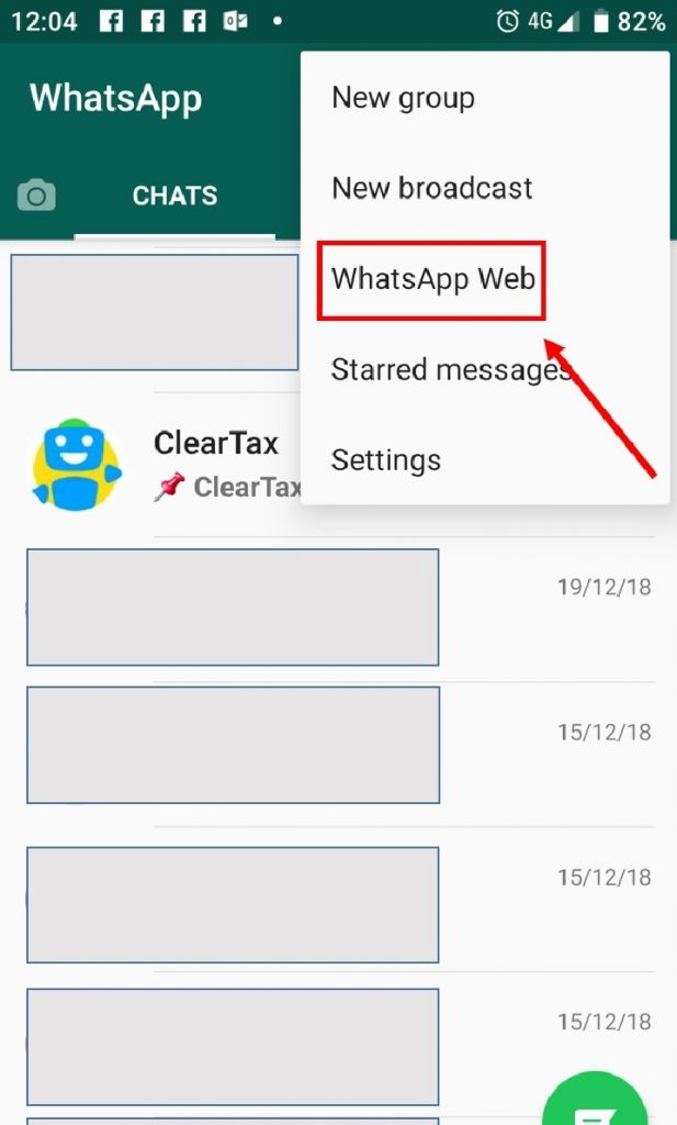 WhatsApp Web Installation - Step by Step Process