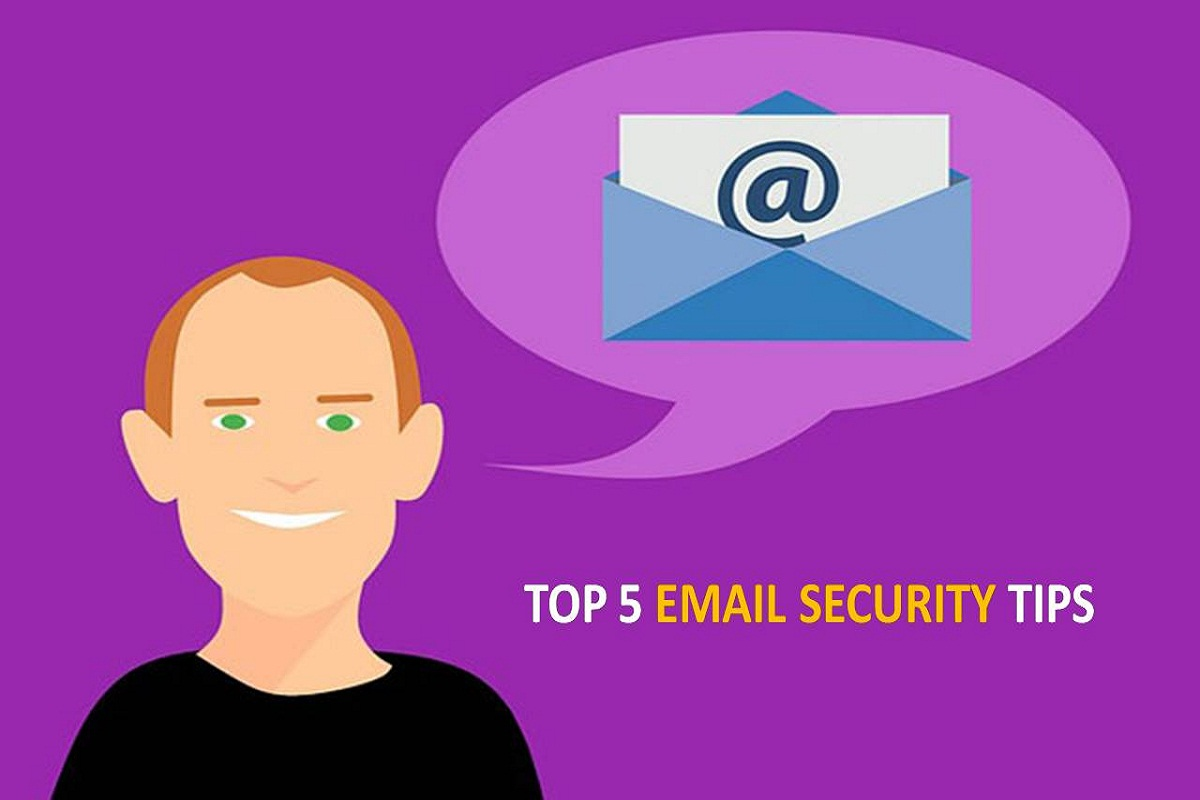 Top 5 Email Security Tips (Guest Post)