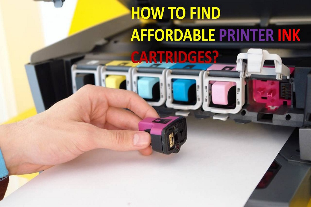 How to Find Affordable Printer Ink Cartridges? – Guest Post