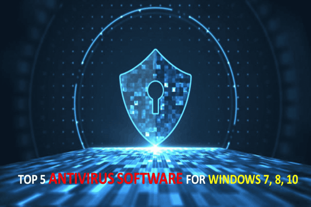 Top 5 Antivirus Software for Windows 7, 8, 10 in 2019
