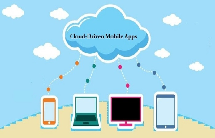 Cloud-driven mobile apps