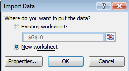 CSV File to Excel - Step 6