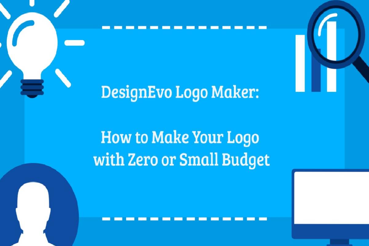 DesignEvo Logo Maker: How to Make Logo with Zero or Small Budget [Guide]
