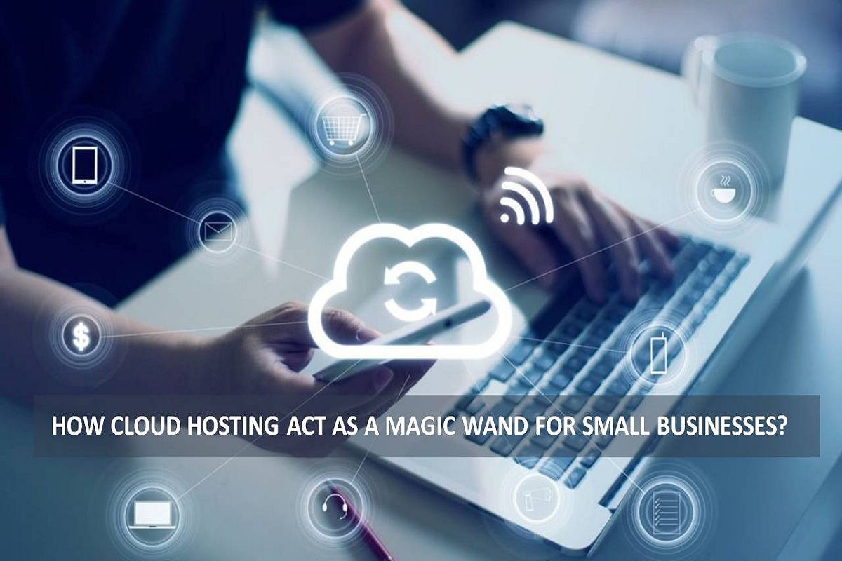 How Cloud Hosting Act As A Magic Wand For Small Businesses?