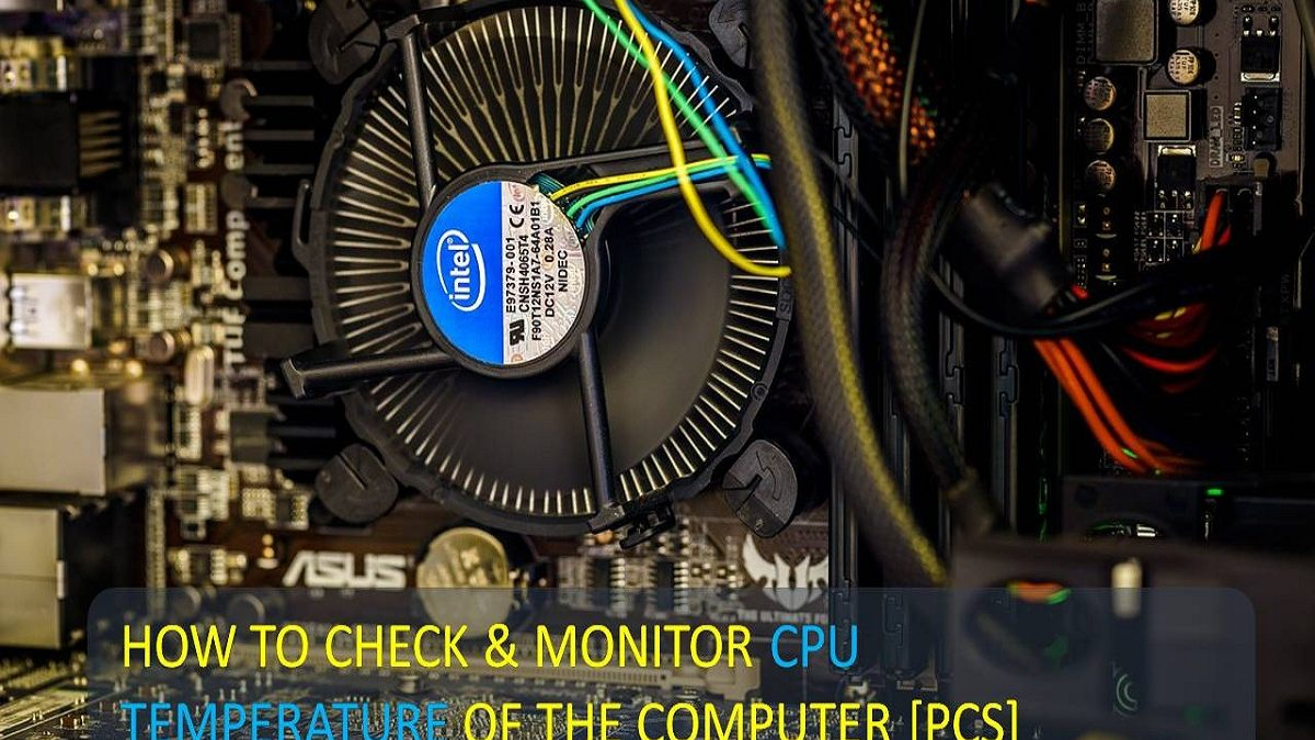 4 Best CPU Temp Monitor Tools for Windows Free [2020]