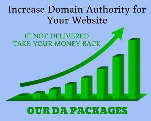 Our DA Packages