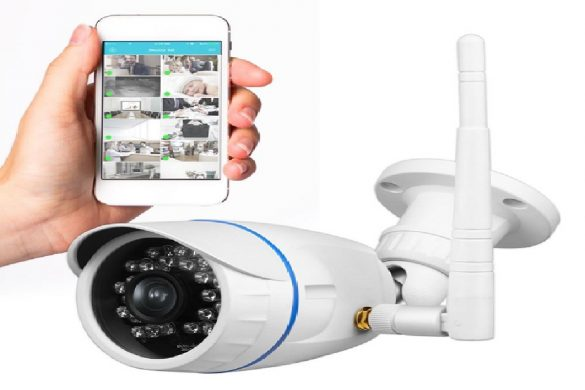 image result for Reasons to choose battery security cameras for home security
