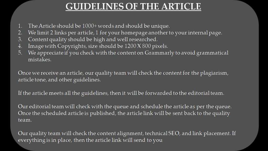 ios apps write for us - Guidelines of the Article