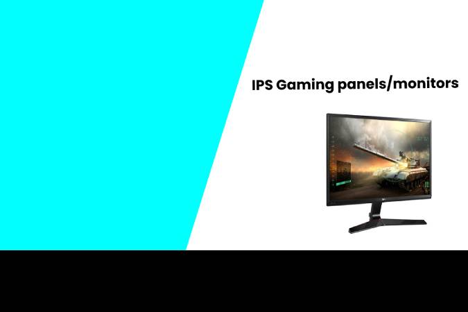 IPS Gaming Panels & Monitors