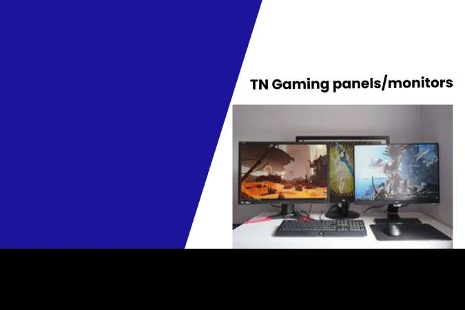 TN Gaming panels & monitors