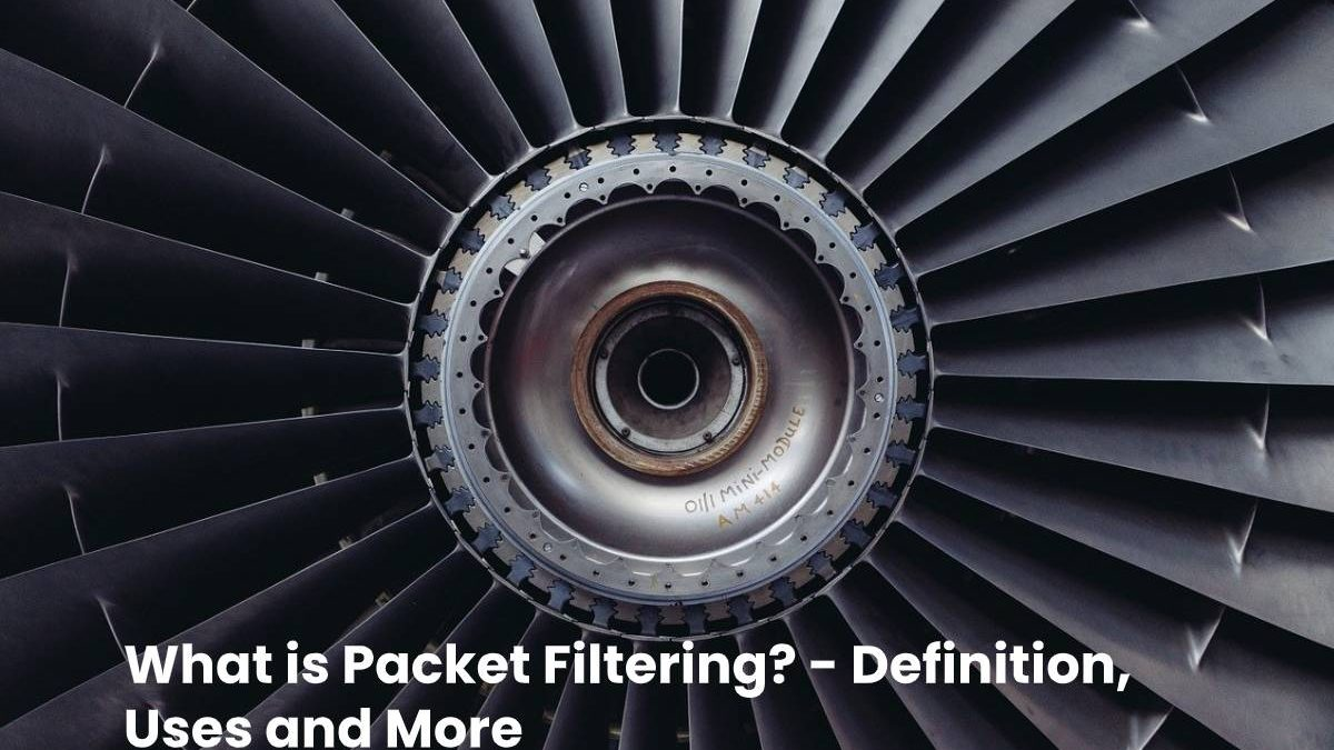 What is Packet Filtering? – Definition, Uses and More