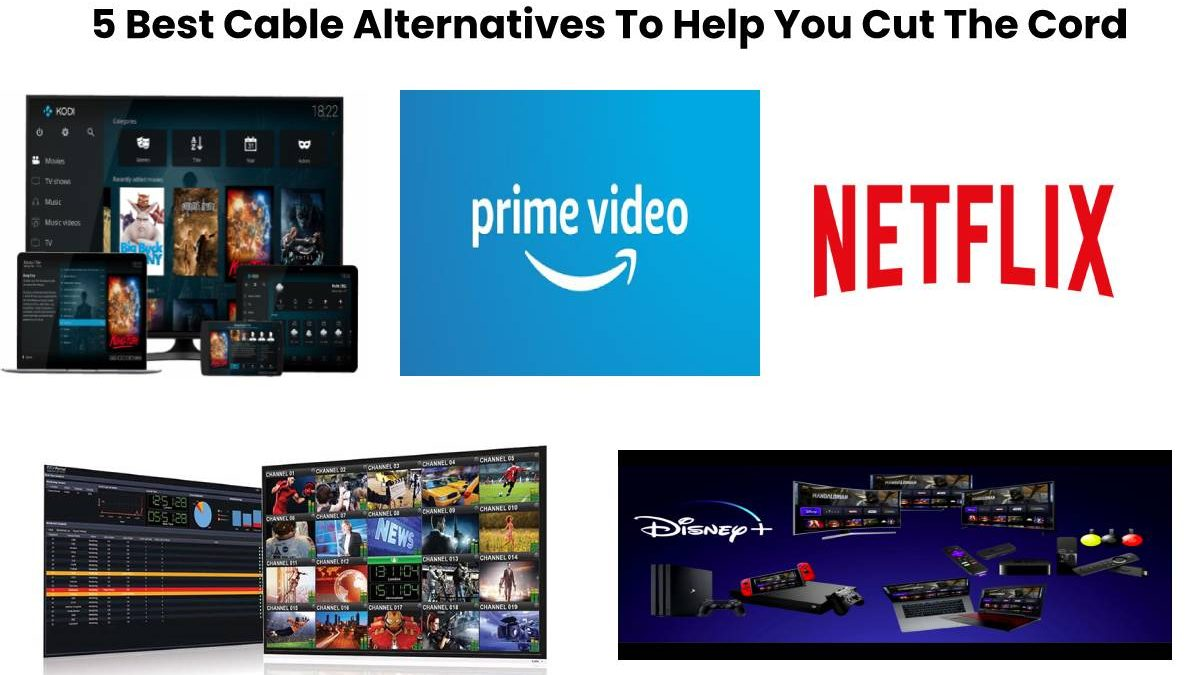 Cut The Cord With The Best Cable TV Alternatives [Top Options for 2020]