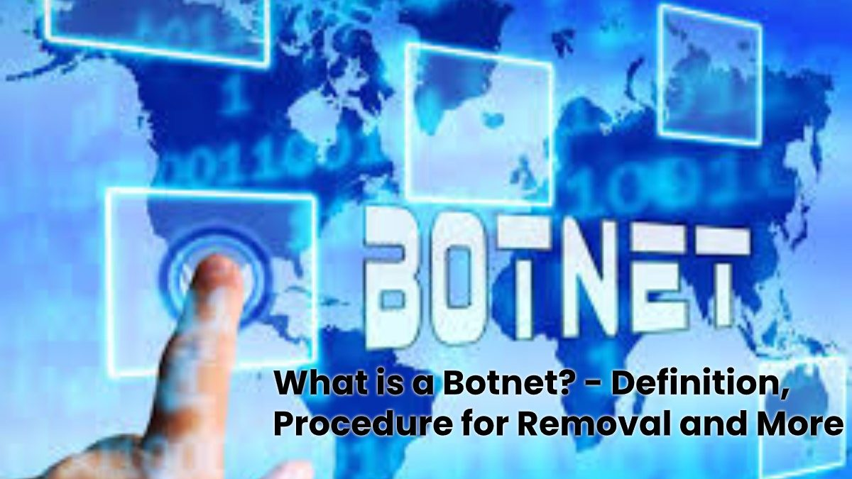 What is a Botnet? – Definition, Procedure for Removal and More