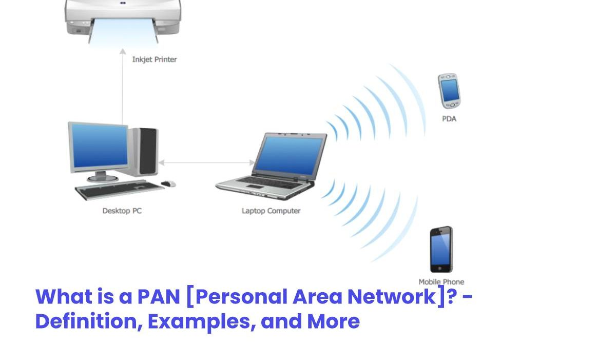 What is a PAN [Personal Area Network]? – Definition, Examples, and More