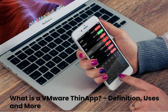 image result for What is a VMware ThinApp - Definition, Uses and More