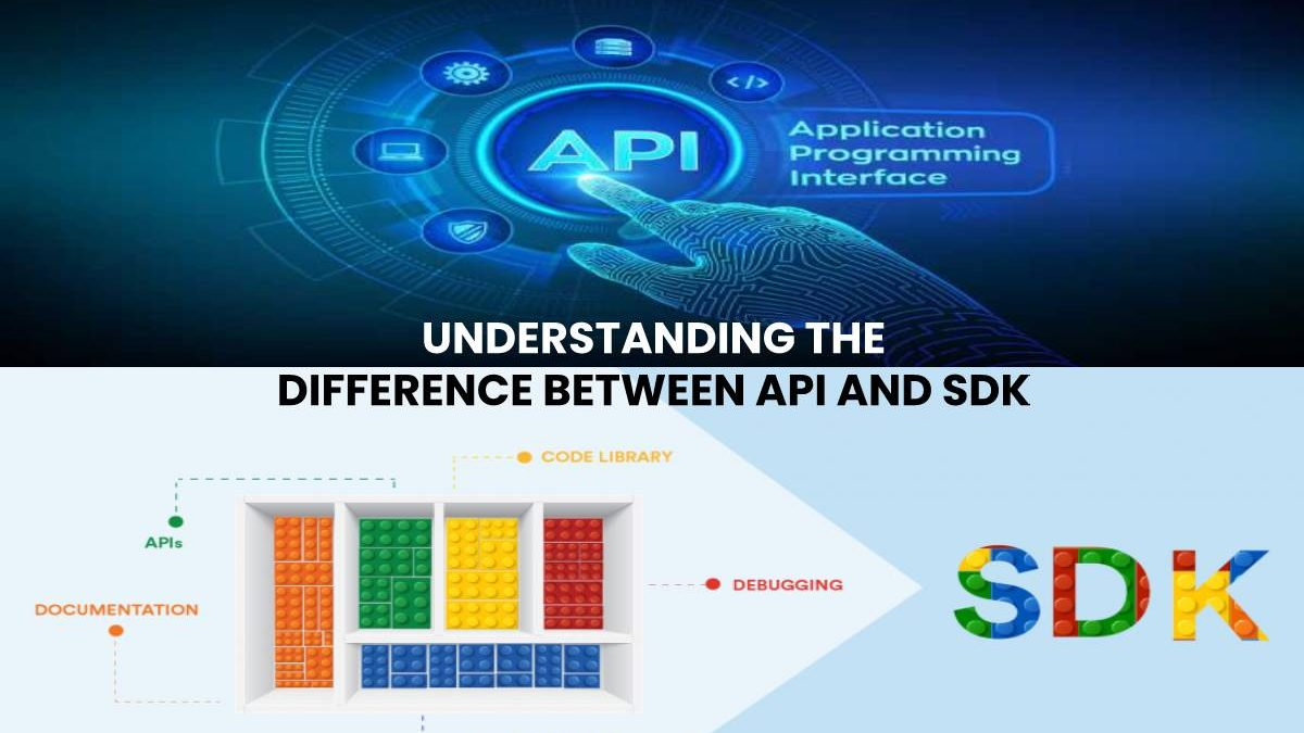Understanding the Difference between API and SDK