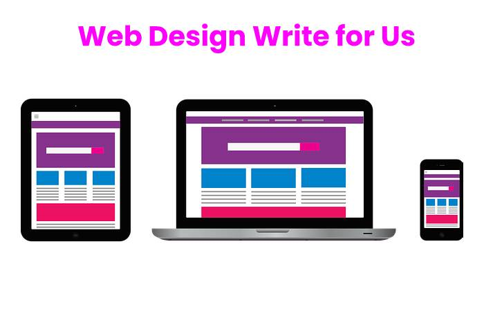 Web Design Write for Us