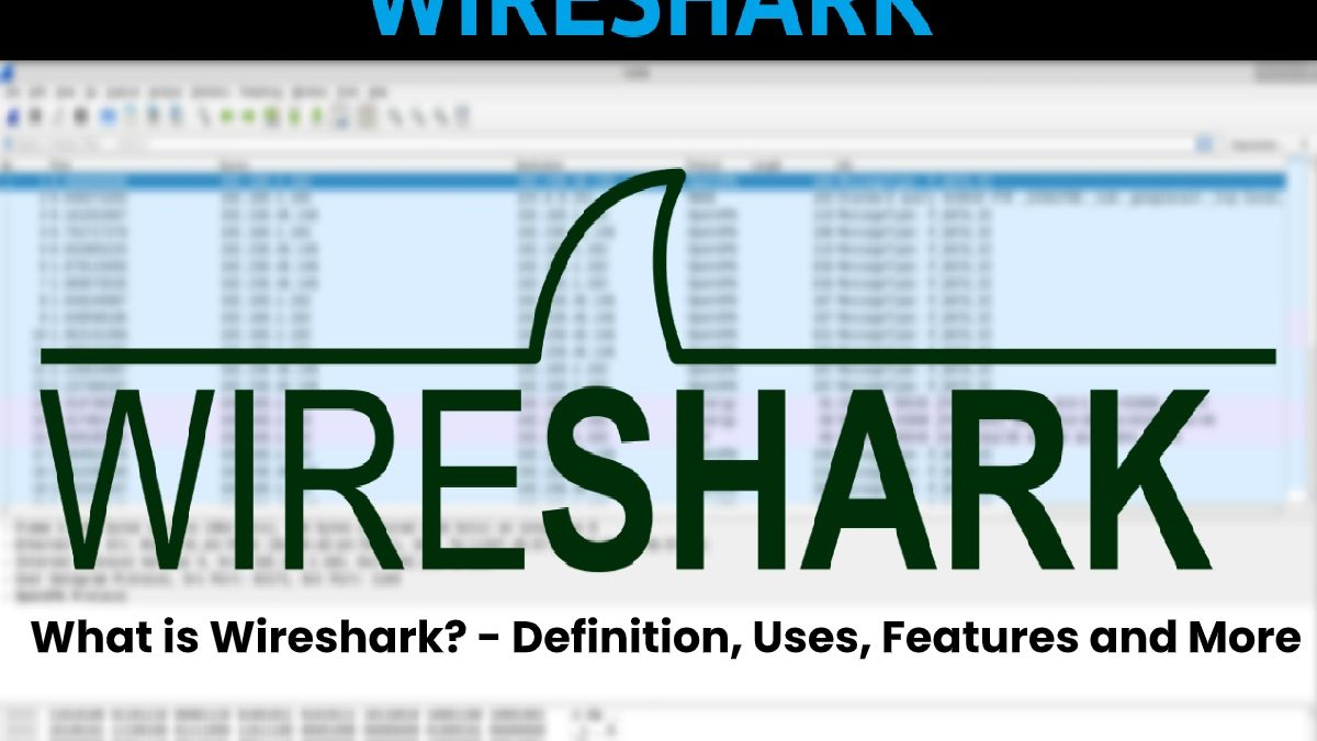 What is Wireshark? – Definition, Uses, Features and More