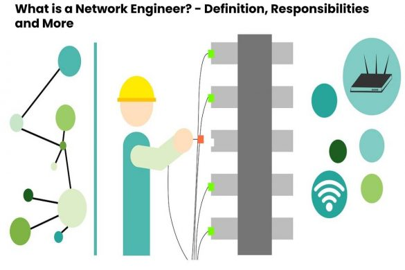 image result for What is a Network Engineer - Definition, Responsibilities and More