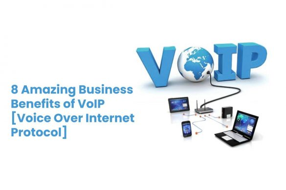 8 Amazing Business Benefits of VoIP