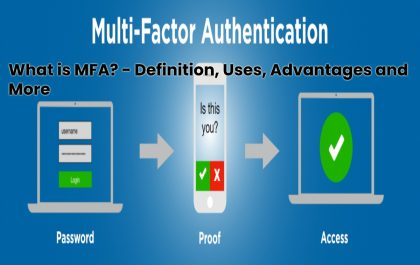 image result for What is MFA - Definition, Uses, Advantages and More