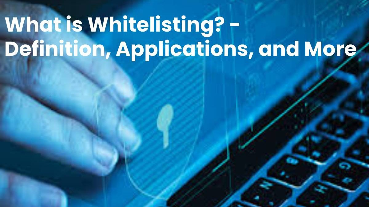 What is Whitelisting? – Definition, Applications, and More