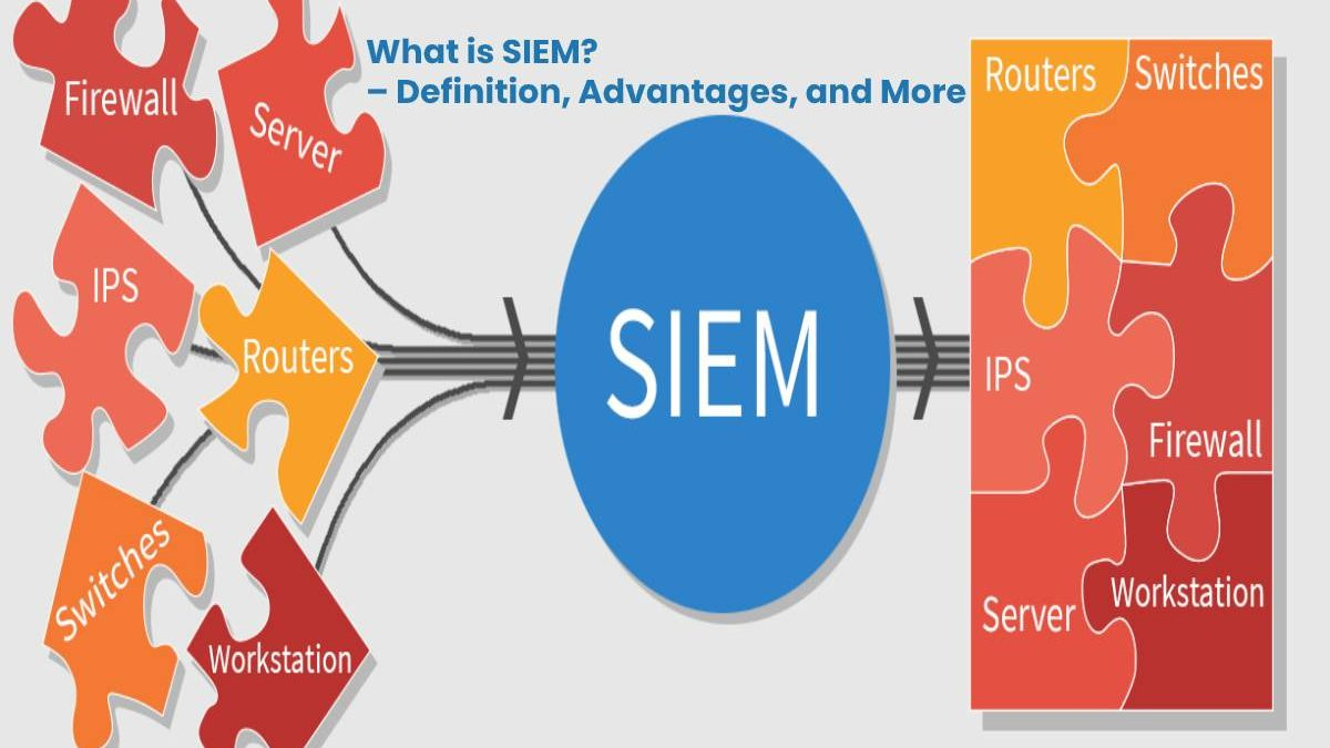 What is SIEM? – Definition, Advantages, and More