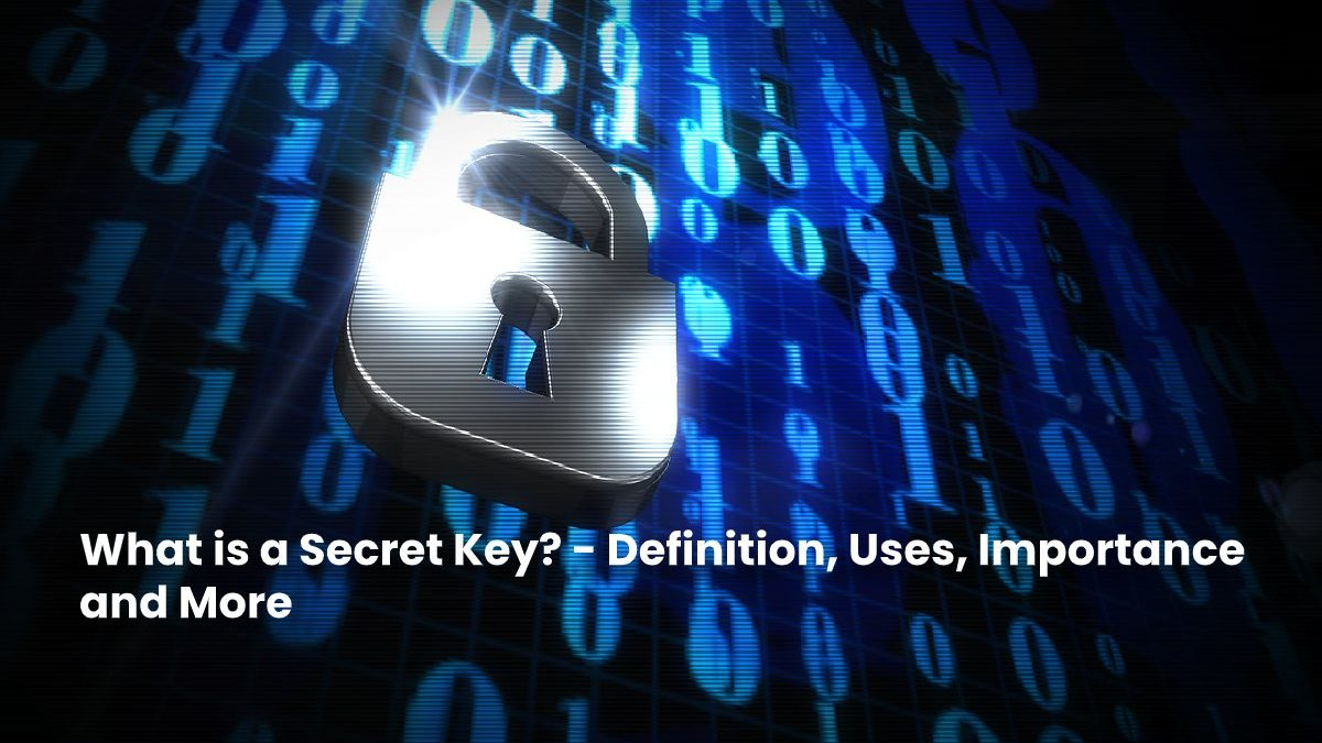 What is a Secret Key? – Definition, Uses, Importance and More