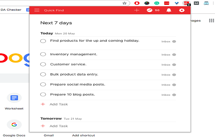image result for Set Goals and Maintain a To-Do List