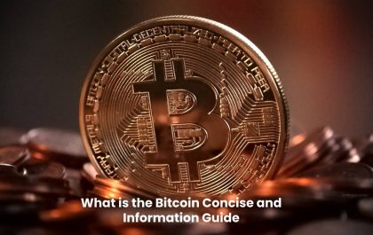 What is the Bitcoin Concise and Information Guide