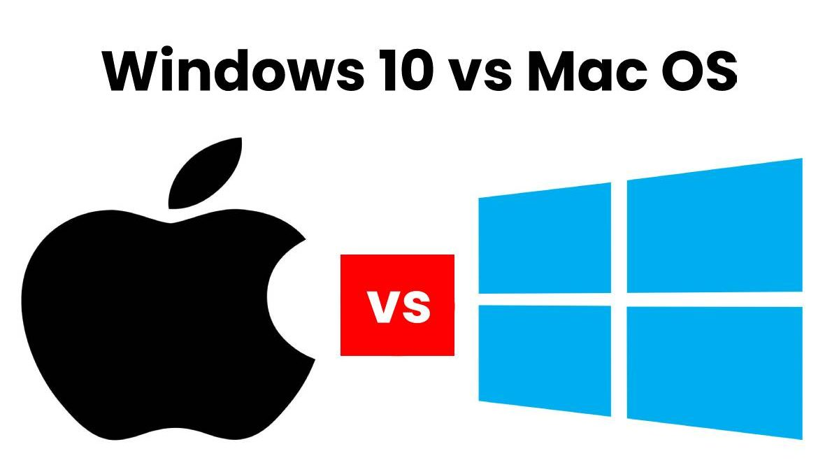 Windows 10 vs Mac OS – Difference Explained