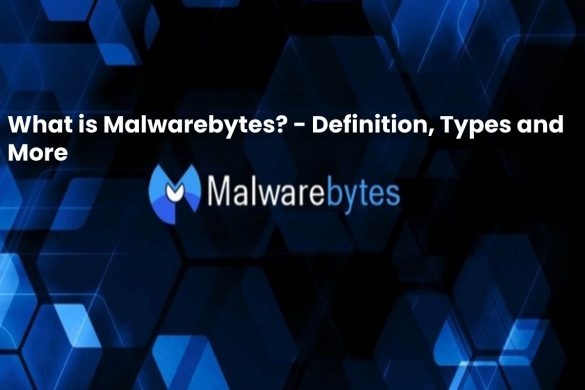 image result for What is Malwarebytes - Definition, Types and More