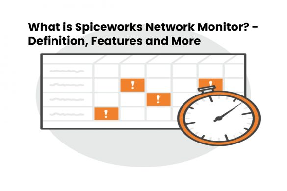 image result for What is Spiceworks Network Monitor - Definition, Features and More