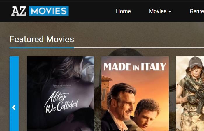 Cmovies Alternative 1 - AZ Movies