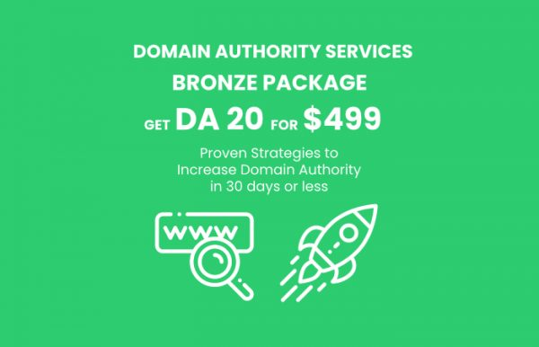 DA 20 Bronze Package