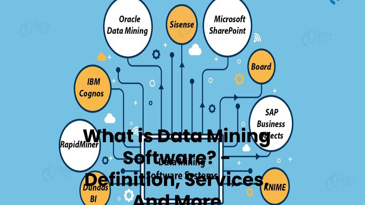 What is Data Mining Software? – Definition, Services, And More
