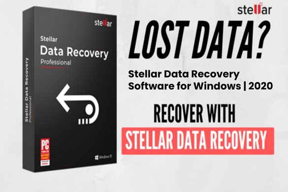 image result for Stellar Data Recovery Software for Windows - 2020
