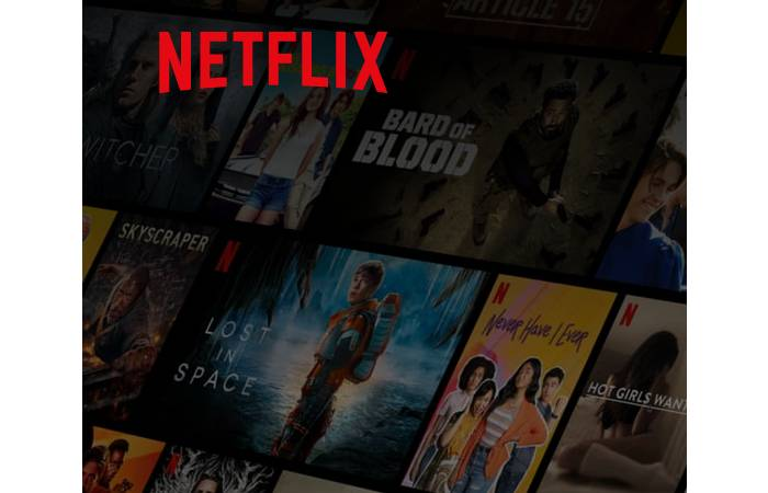 LookMovie Alternative 1 - Netflix
