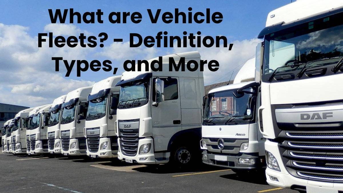 What are Vehicle Fleets? – Definition, Types, and More