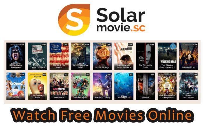M4uFree Alternative 4 - SolarMovie