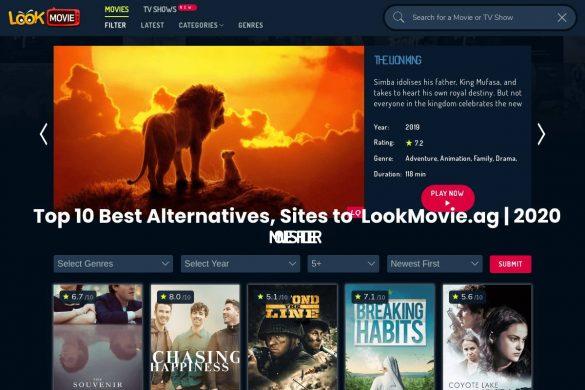 Top 10 Best Alternatives, Sites to LookMovie.ag | 2020