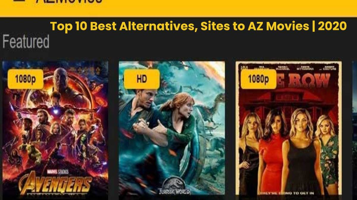 AZ Movies 2020 – Piracy HD Movies Download Website