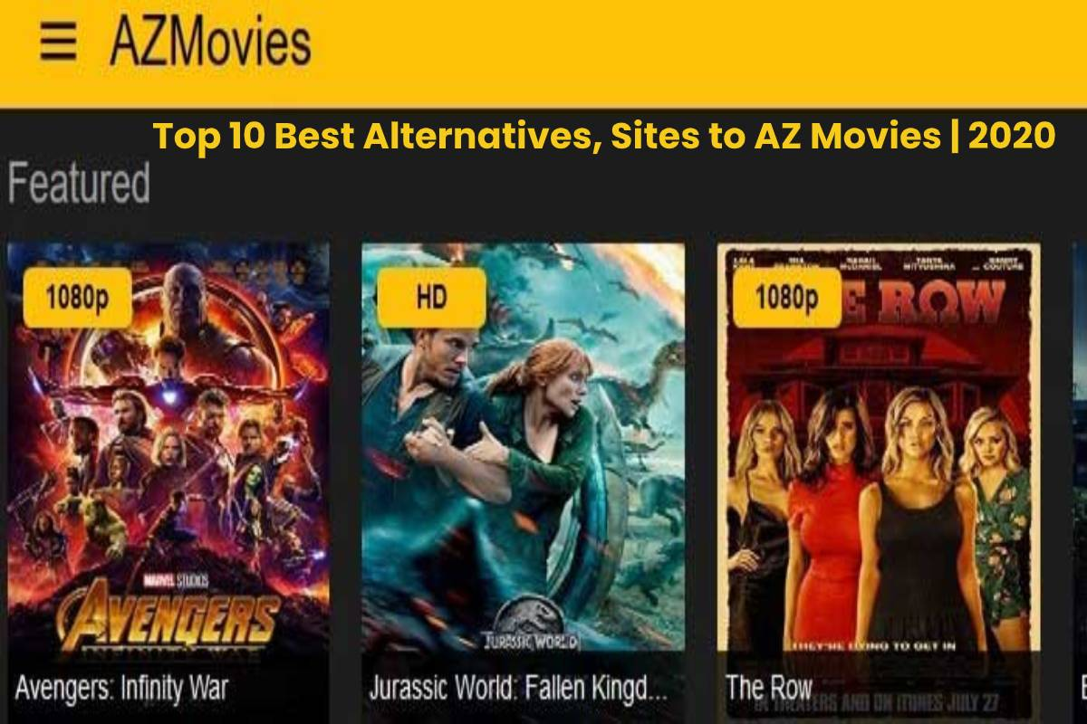 AZ Movies 2020 - Piracy HD Movies Download Website - CTR