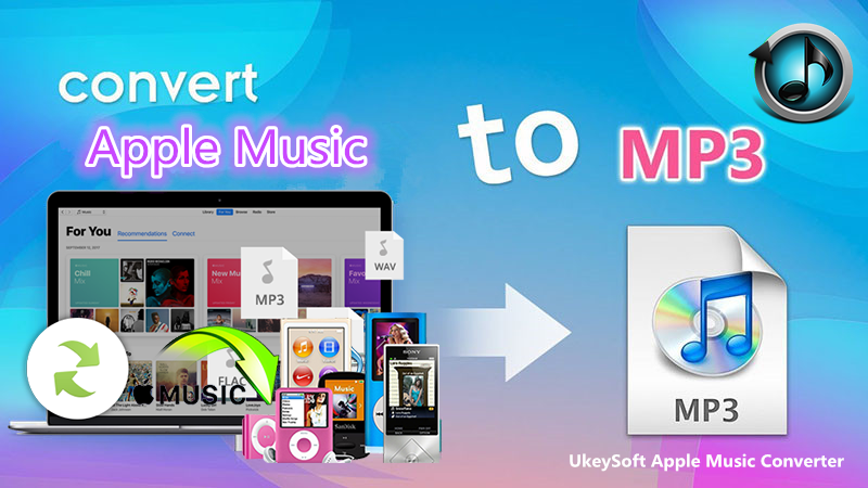 Convert Apple Music to MP3 with the UkeySoft Apple Music Converter [Review]