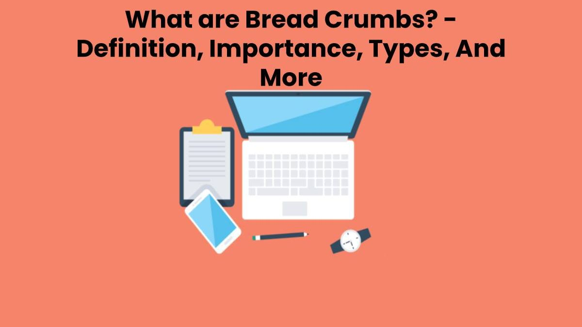 What are Bread Crumbs? – Definition, Importance, Types And More