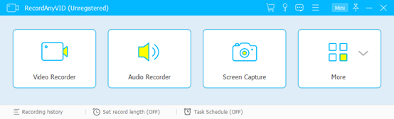 image result for launch screen recorder