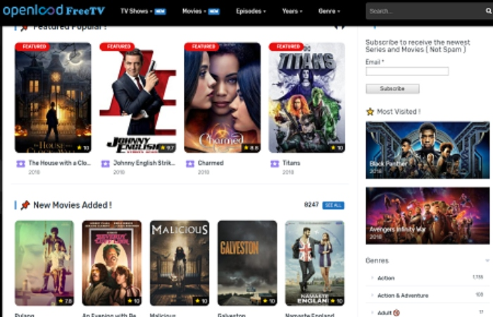 image result for openloadfreetv - yesmovies