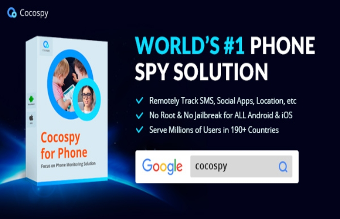 image result for cocospy - track your son's iphone