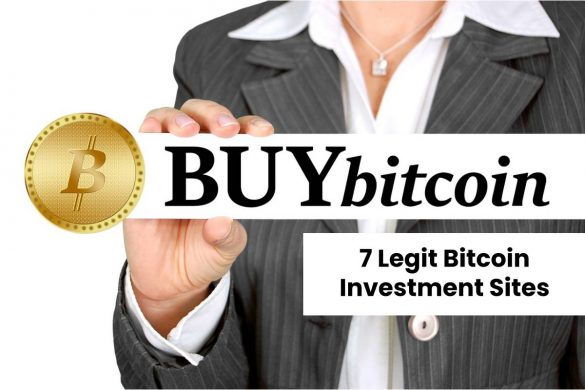 7 Legit Bitcoin Investment Sites