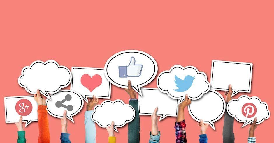 Activities of Social media publishing